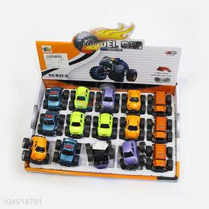 Good Factory Price Pull-back Alloy Model Educational Toy Car Gift For Kid