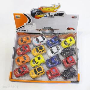 High Sales Pull-back Collection Alloy Car Gift For Children