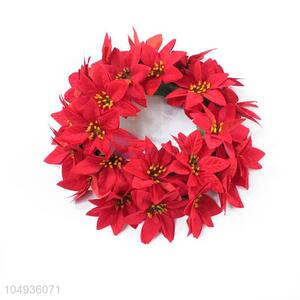 Special Design Artificial Flowers Wreaths Door Artificial Garland For Wedding Decoration Home Party Decor