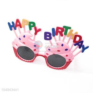 New Style Birthday Party Decoration Novelty Glasses Birthday Gifts