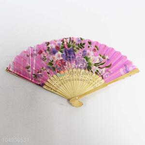 Hot sale fashion design hand fan