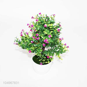 China Factory Home Decor Artificial Plant Flower