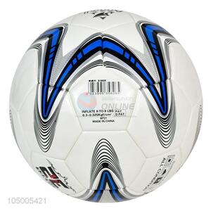Wholesale low price training soccer ball/football standard size 5