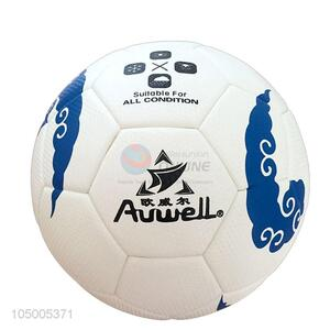 Factory OEM training soccer ball/football standard size 5