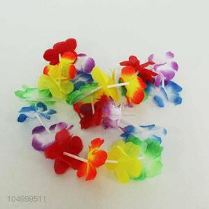 Colorful Flower Lei For Sale