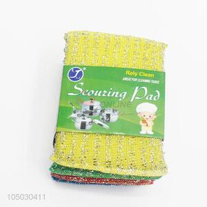 New Style 4 Pcs Sponge Cleaning Cloth for Kitchen