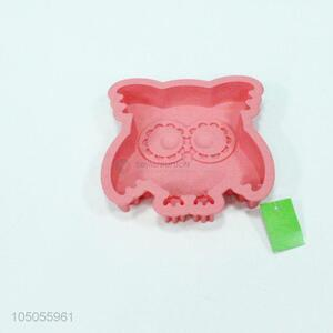 Promotional Owl Design Silicone Cake Mould for Sale