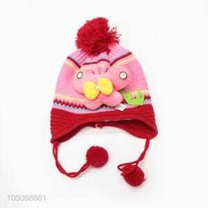 Unique Design  Kids Winter Hats Knitted Hat