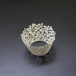 Wholesale premium quality laser cut decorative cakecup