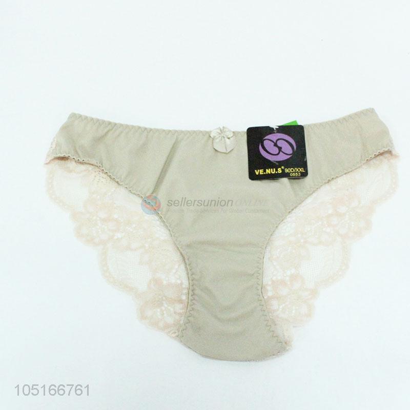 0cf804f8cd97d9 Good Quanlity Brief Women Sexy Underwear Underpants - Sellersunion Online