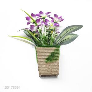 Factory Sales Artificial Lily Flowers for Wedding Home Party Hotel Decorative