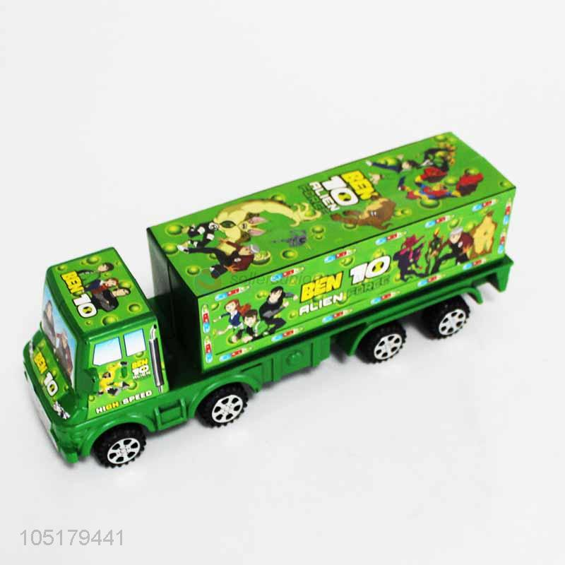 Custom Spray Paint Inertia Toy Car Simulation Toy Vehicle