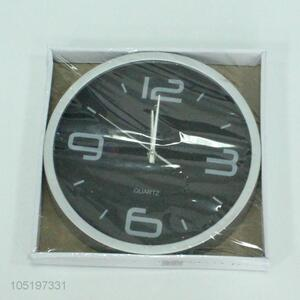 Wholesale Round Shape Home Decorative Wall Clock