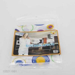 Color Printing Kitchen Apron Fashion Waist Cloth