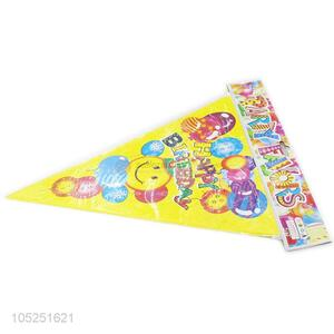 Good Quality Colorful Party Flags Decorative Flags