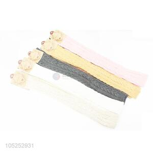 Factory wholesale fashion girls winter knitted arm warmers
