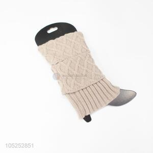 Professional manufacturer leg warmer for women