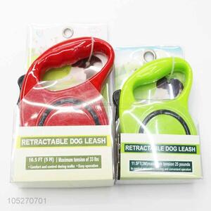 New Style Retractable Dog Leash Dog Collar Pet Harness Supplies