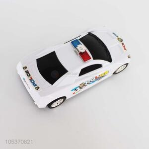 China supplier interia toy police car for kids
