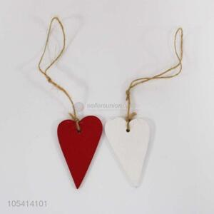 Wholesale Heart Wooden Decoration Wooden Craft