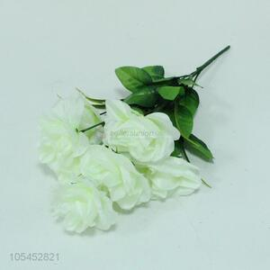 New Arrival Artificial Flower 7 Heads Simulation Flower