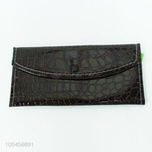 Popular Leather Purse Fashion Wallet For Ladies