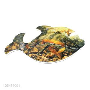 Hot Selling Fish Shape Fashion Ceramic Table Mat Best Placemat