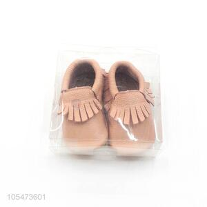 Top Quality Leather Thin Shoes Baby Casual Shoes