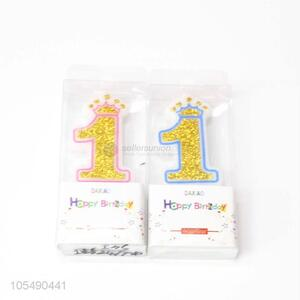 New Useful Party Decoration  Happy Birthday Number Candles