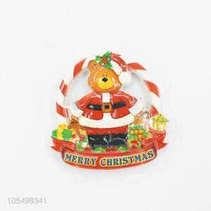 Premium quality Christmas decoration 3D fridge magnet
