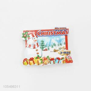 Best selling customized fridge magnets Christmas decoration
