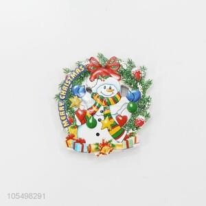 Wholesale custom soft resin refrigerator magnet for Christmas