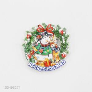 Factory wholesale customized fridge magnets Christmas decoration
