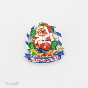 Recent design customized fridge magnets Christmas decoration