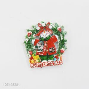 Top manufacturer Christmas series gift resin fridge magnet