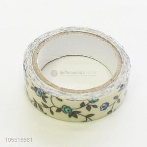 New products decorative fabric tape printed adhesive tape