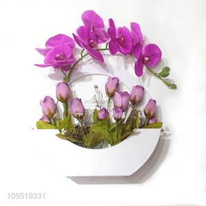 Best Price Butterfly Orchid Simulation Bonsai Popular Artificial Flower