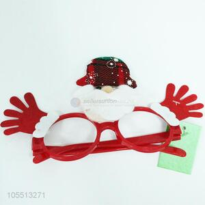 New arrival Chrismtas glasses party patch wholesale