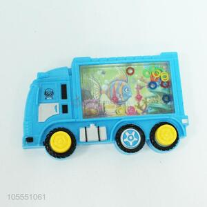 Nice Car Design Water Game Machine Toy for Sale