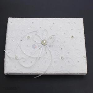 Popular Wholesale Wedding Guest Book Sign Book