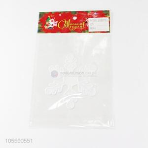 Best Price Christmas Snowflake Jelly Sticker Fashion Christmas Decoration