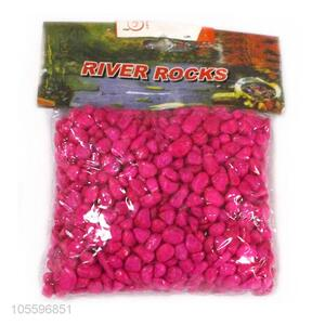 Best Sale Natural Dyed Stone River Rocks