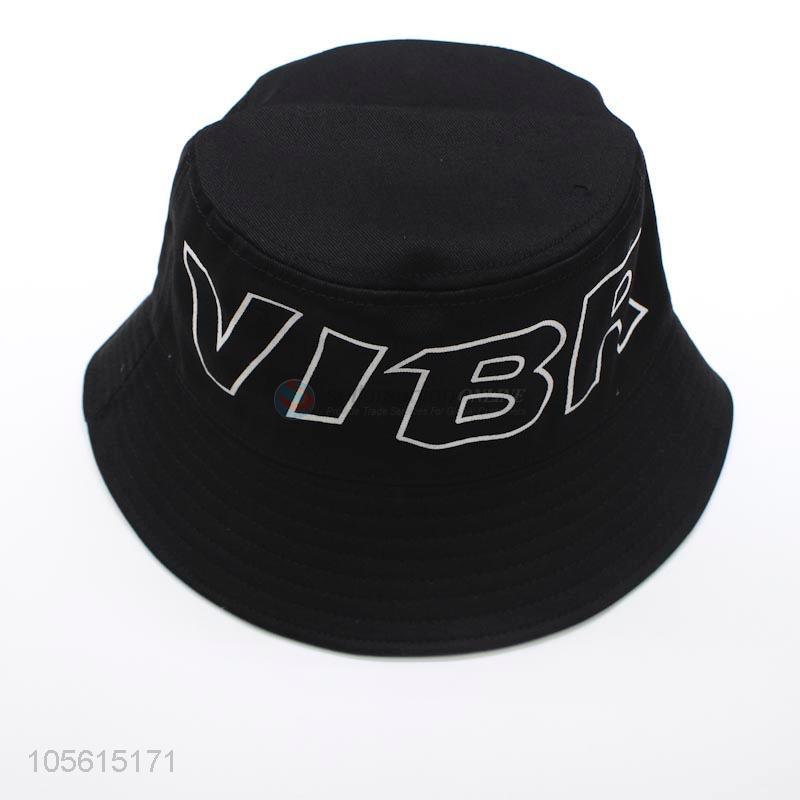 95d607f69f62e Promotional item unisex printed cotton bucket hat anti UV sun hat - Sellersunion  Online