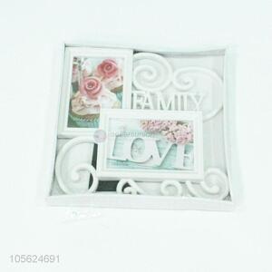 Fashion Style PP Photo Frame for Home Decoration