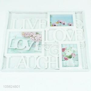 Latest Design PP Photo Frame for Home Decoration