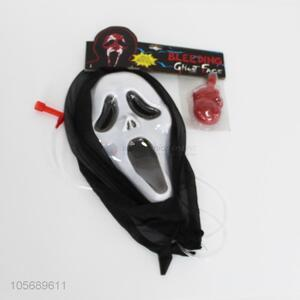 Low price Halloween horror ghost face mask