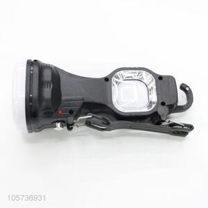 Wholesale Solar Rechargeable Multifunction Flashlight