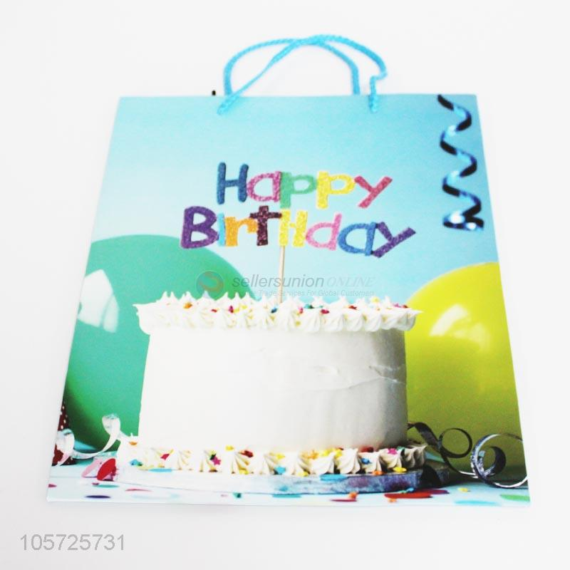 Good Sale Birthday Gift Bag Cheap Paper