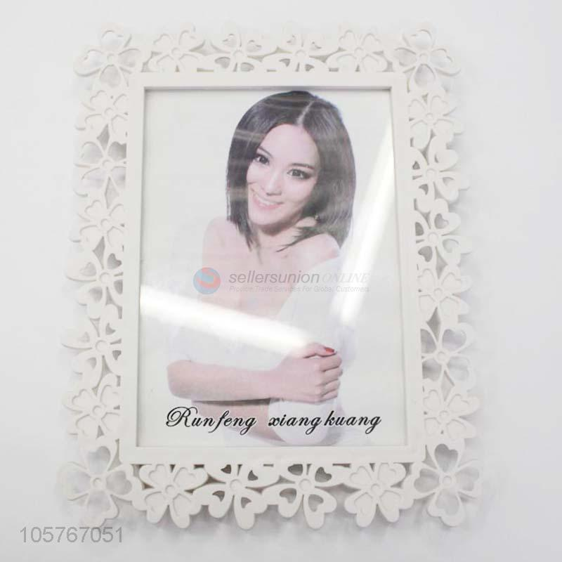 Fashion Style White Photo Frame Gift for Friend - Sellersunion Online