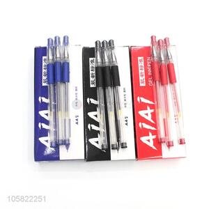 Made In China Wholesale Gel Ink Pen Office School Supplies